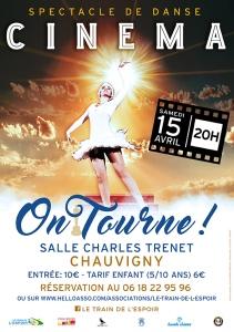 On Tourne !